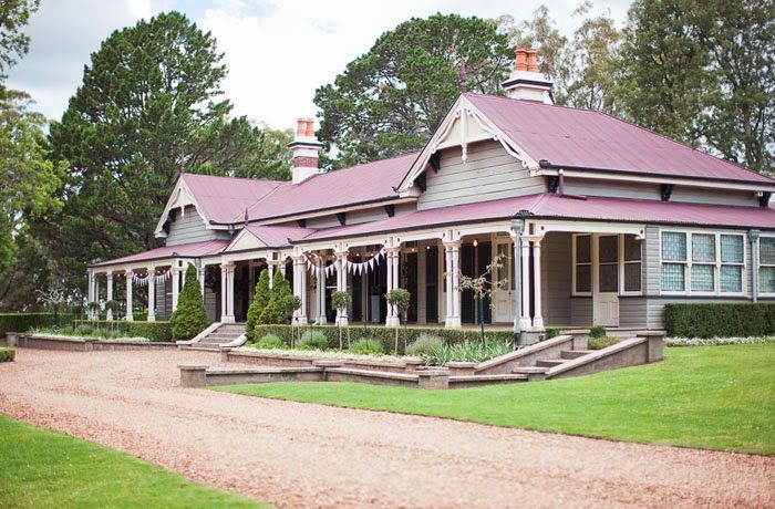 The magnificent Gabbinbar Homestead and gardens. www.gabbinbar.com.au