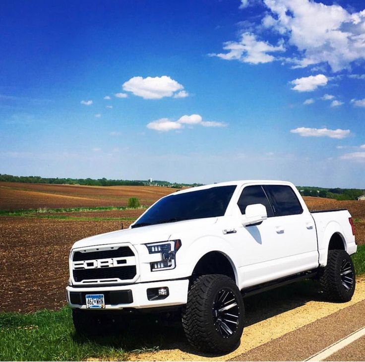 Simply Beautiful!!! Trading my Big Beast F250 back down to a F150 she knows I told you!