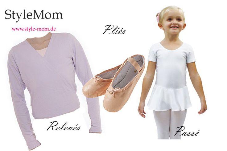 Ein niedliches Ballettoutfit für Kinder, das ohne Kunstfasern auskommt.