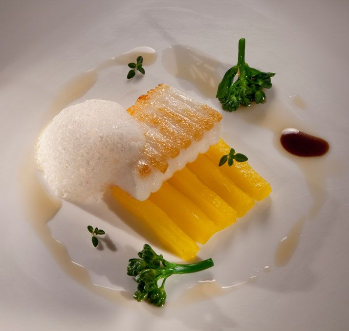 D.O.M Restaurant in São Paulo, Brazil is currently 6th of the world's 50 best restaurants