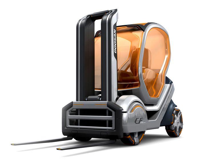 Concept Forklift