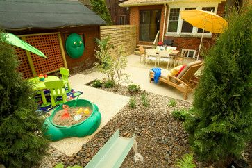 16 Ways to Get More from Your Small Backyard | Houzz