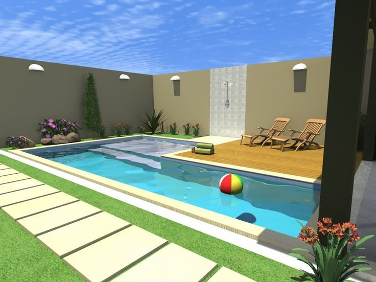 1000 ideias sobre piscinas de raia no pinterest for Projeto x piscina