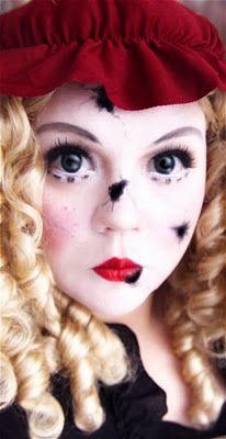 50 best broken doll look images on Pinterest | Costumes, Halloween ...