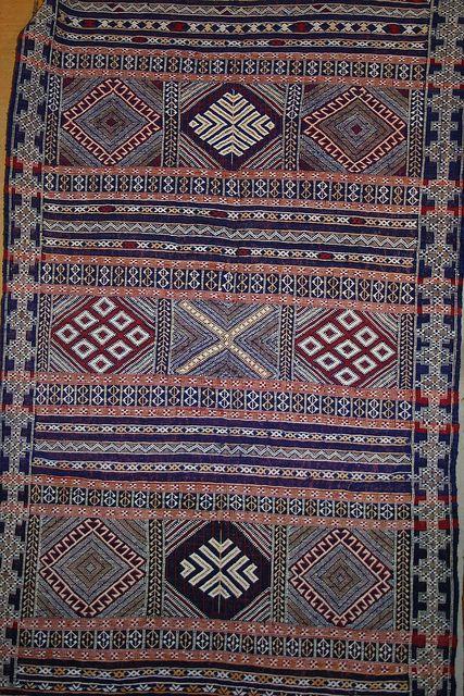 Tapetes marroquinos Marrocos by JoaoleitaoTRAVEL, via Flickr