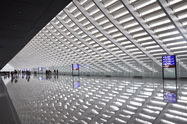 Extension of Airport Terminal 1 Norihiko Dan, 2012 Taoyuan Airport
