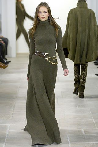 Ralph Lauren Fall 2006 Ready-to-Wear - Collection - Gallery - Style.