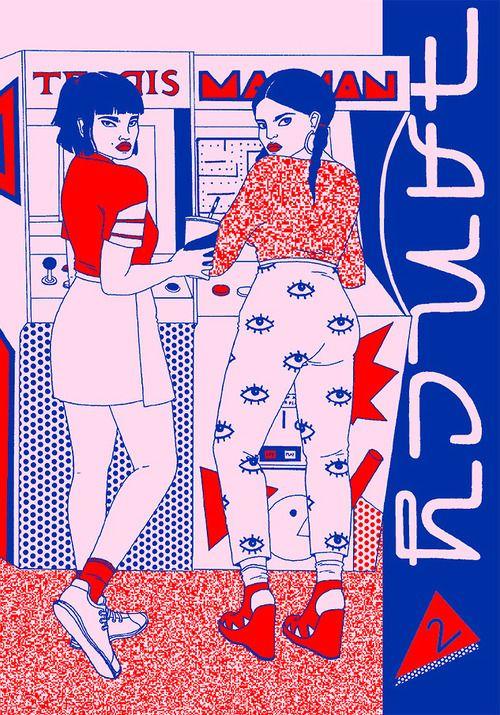 Fancy II Zine by Laura Callaghan