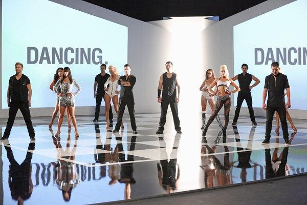 DWTS Season 16 Pitbull Music Video Shoot | ABC.com