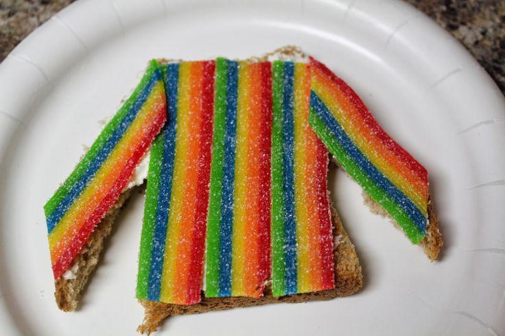 joseph dream coat food craft