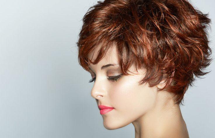 cool Шикарные кудрявые волосы: короткие и длинные стрижки (50 фото) Читай больше http://avrorra.com/kudrjavye-volosy-strijky-foto/