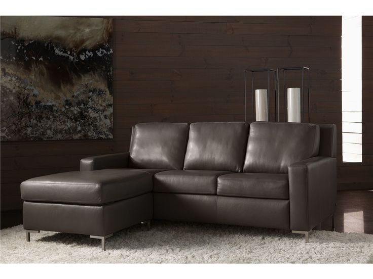 American Leather Living Room Brynlee Sectional