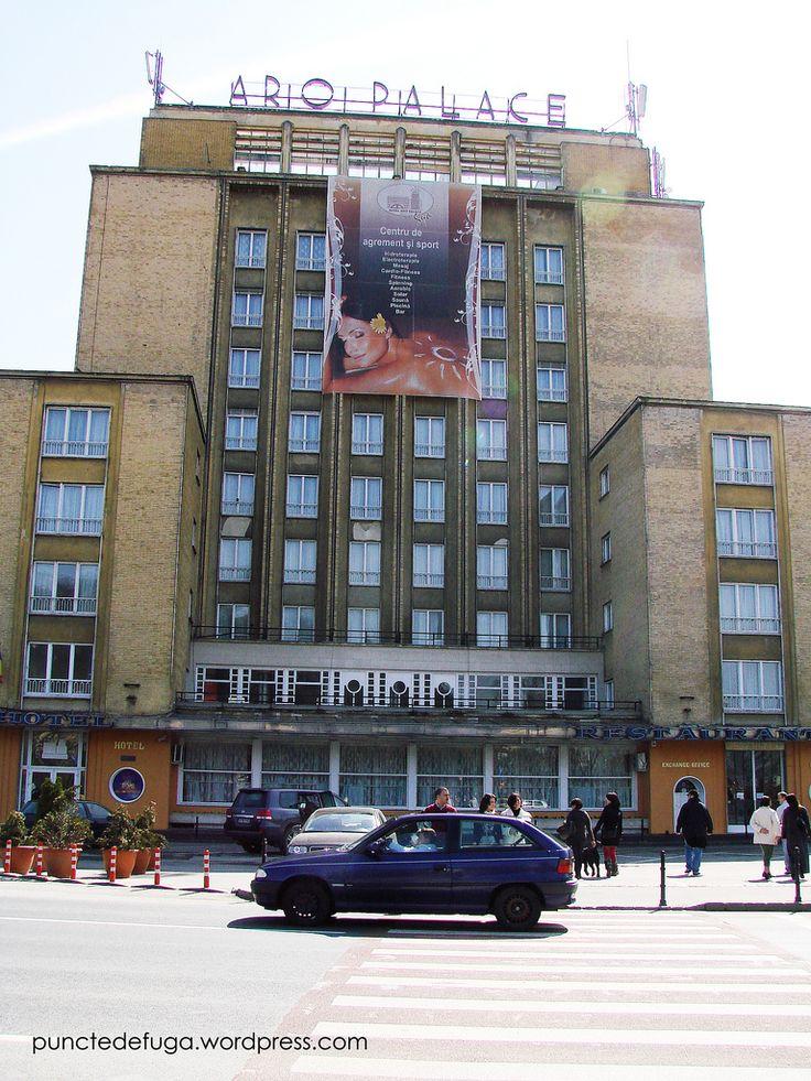 https://flic.kr/p/7SkU1w | hotel Aro Palace Brasov | hotel Aro palace Brasov ( arhitect Horia Creanga si Haralambie Georgescu)