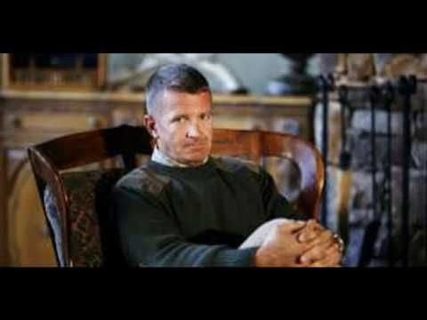MYSTERIOUS CIA ENERGY CONSULTANT TO ERIK PRINCE TURNS UP TO BE MY OWN DA...