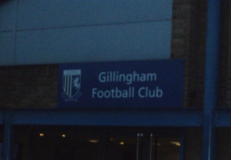 Gillingham FC: Priestfield Stadium