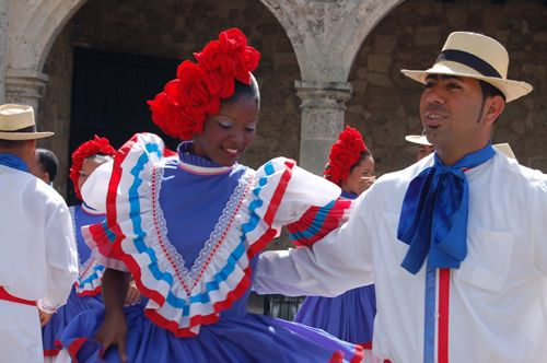 DOMINICAN MERENGUE FESTIVAL -  July - The Merengue Festival in Puerto Plata attracts performers and enthusiasts from all over Latin America, the U.S. and the rest of the world. Considered the national dance of the Dominican Republic, the merengue dance and music has a rich and colorful history which led to this popular celebration.