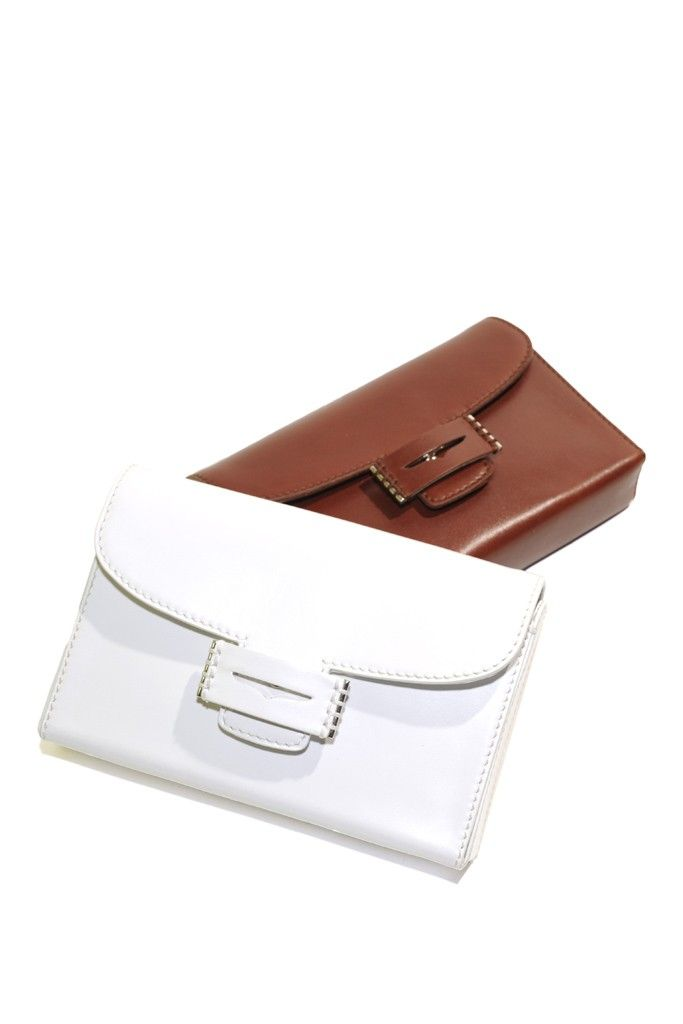 Statement Clutch - - Crash - by VIDA VIDA