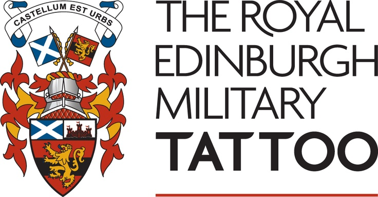 Edinburgh (Scotland) Military Tattoo 2013 - Drumlines, flag corps, and bagpipers...oh my!