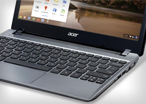 As the divide between laptops and tablets continues to shrink, word is that Google has already developed its first Chrome-powered touchscreen laptop.