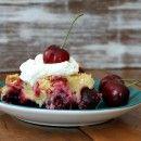 Easy Cherry Cobbler Recipe | Recipe Girl