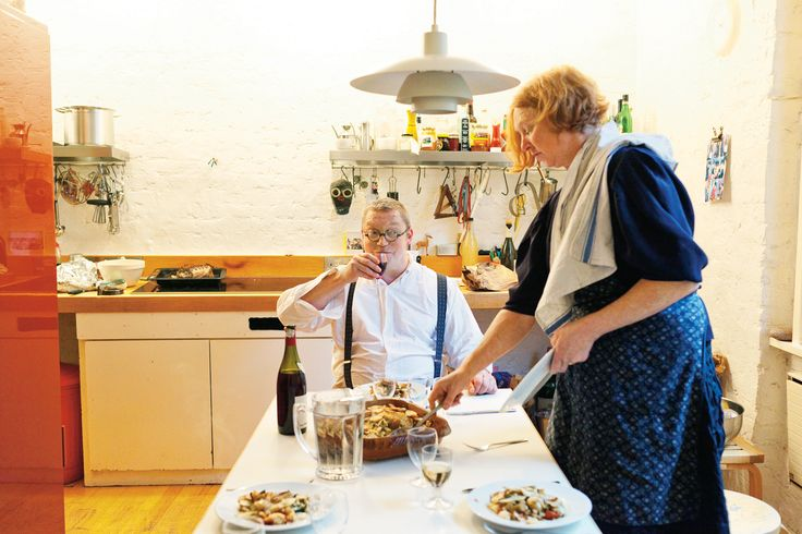 Todd Selby interviews Margot and Fergus Henderson - Interactive Feature - T Magazine