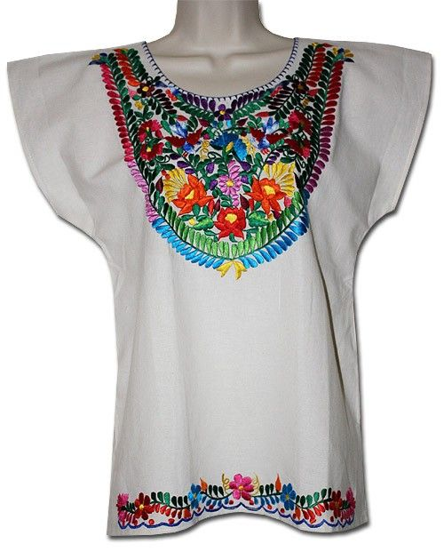 Images about mexican blouses on pinterest