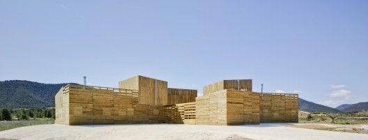 Casa Para Tres Hermanas / Blancafort-Reus Arquitectura. Barcelona, Spain