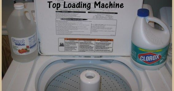 Lately my washer machine has been washing the clothes but I swear they had a little smell to them.  I goggled different ways to clean the m...