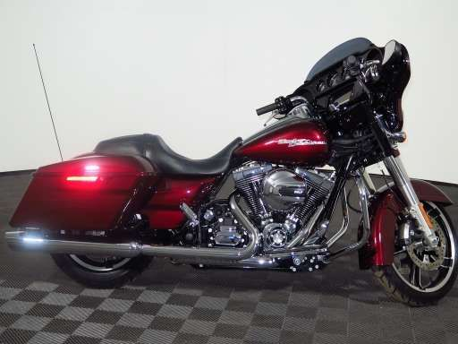 2014 Harley-Davidson Touring Street Glide Special in Athens, OH