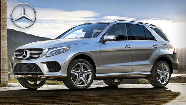 2019 Mercedes Benz Gle Midsize Luxury Suv With Three Biturbo