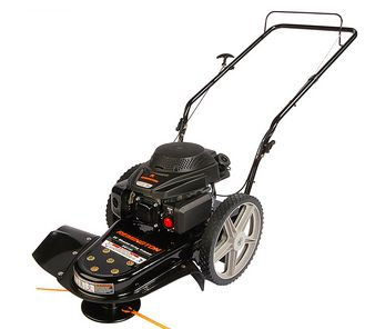 Buy this Remington 22-Inch 159cc Gas Wheeled String Trimmer Lawn Mower with deep discounted price online today.