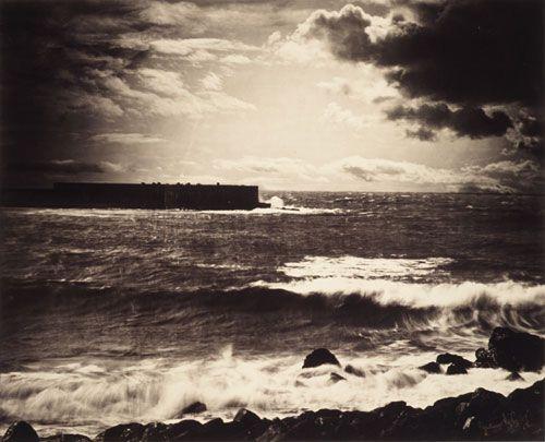 Gustave Le gray la grande vague 1857