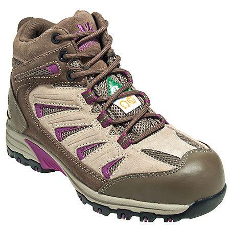 Moxie Trades Boots Women's Maggie Aluminum Safety Toe Hiking Boots 50139,    #MoxieTrades,    #50139,    #Women'sHikingBoots