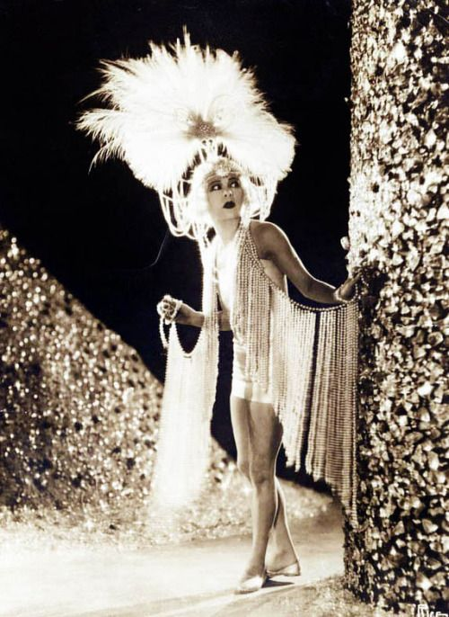 "vintagegal: ""Alla Nazimova in Salome (1923) Photo by Arthur Rice """