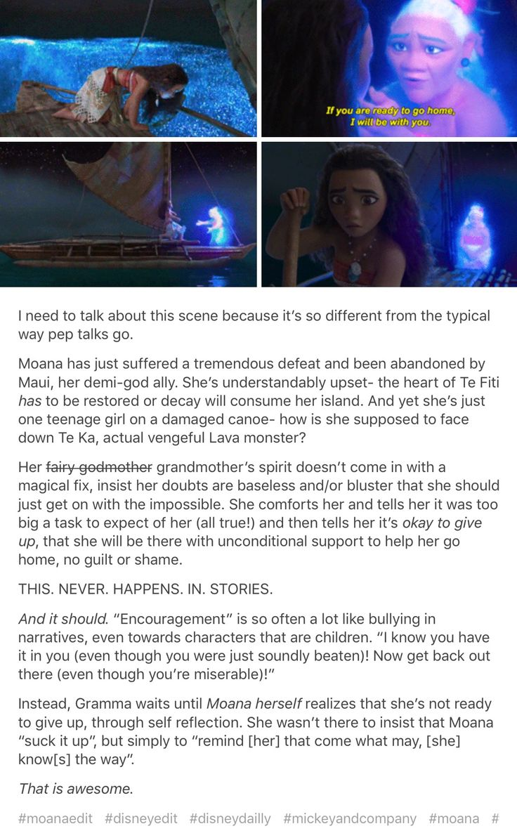 I also super love how Moana accepted her job as chief even though what she really wanted to do was voyage?? She realized that her responsibility to the island was more important than her adventure wish and figured out how to be okay with that and idk I just really love this movie