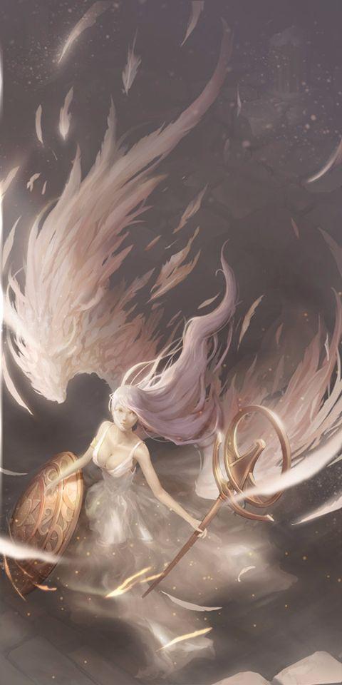 Aqueles que repudiaram o seu demónio importunam-nos com os seus anjos.