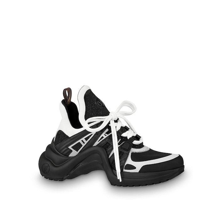3b2f49ea73fb Lv Archlight Flat Thigh Boot - Shoes