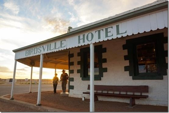Surrounded by the majestic and vibrant red sand hills of the Simpson Desert to the west and Queensland's beautiful Channel Country to the east lies the small town of Birdsville, with it's iconic Aussie Outback Pub. / See more at: http://blog.caravancampingoz.com/from-australias-largest-shearing-shed-to-its-most-legendary-outback-pubthe-birdsville-hotel/#sthash.1QNT4aSQ.dpuf