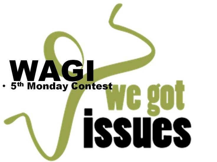 We All Got Issues  Mondays from 9-10am EST  www.blogtalkradio.com/weallgotissues