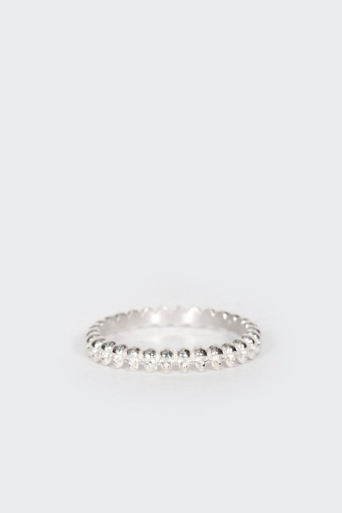 Meadowlark, Skull Stacking Band, silver http://www.goodasgold.co.nz/collections/meadowlark