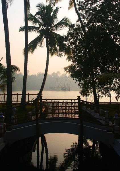 LES 3 ELEPHANTS - Backwater Eco Resort - Cherai Beach Kerala India    #kerala #india #backwaters  http://www.facebook.com/3elephants.cheraibeach