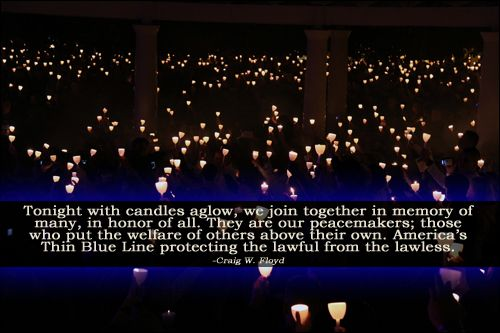 law enforcement images and quotes   Police Memorial Quotes National law enforcement