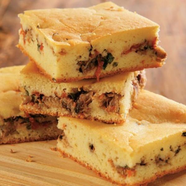 Aprenda a preparar torta salgada de liquidificador de sardinha com esta excelente e fácil receita. Você é apreciador de sardinha e está procurando receitas com esse...