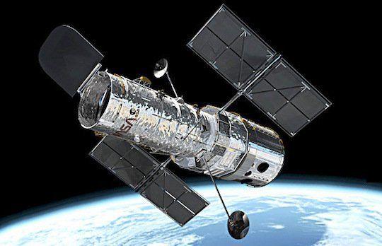 ハッブル望遠鏡、5年間の稼働延長。後継機とダブル観測目指す   sorae.jp : 宇宙(そら)へのポータルサイト
