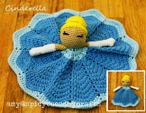 Free Crochet Patterns Disney Characters : 413 best images about Baby Lovey Blankies on Pinterest ...