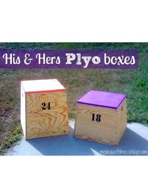 DIY Strength Training Equipment Projects For Your Home Gym: DIY Plyo Box