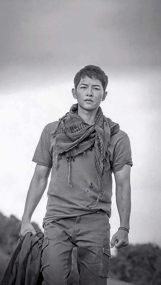 Descendants Of The Sun   Song Joong Ki