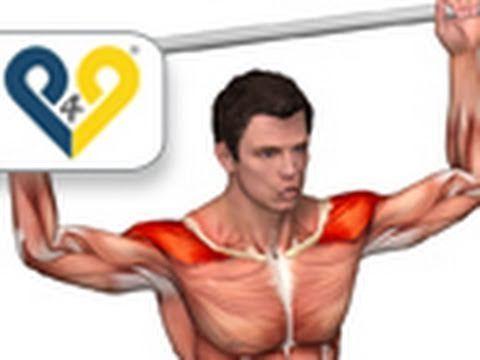 Rotator cuff exercises - Cuban rotation - YouTube