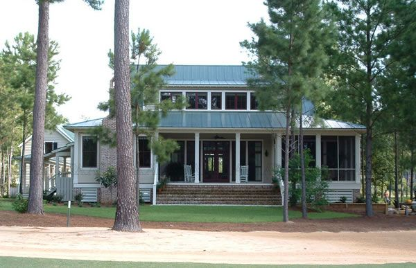 country house plans   House Plans - Home Plan Details : Low Country Living