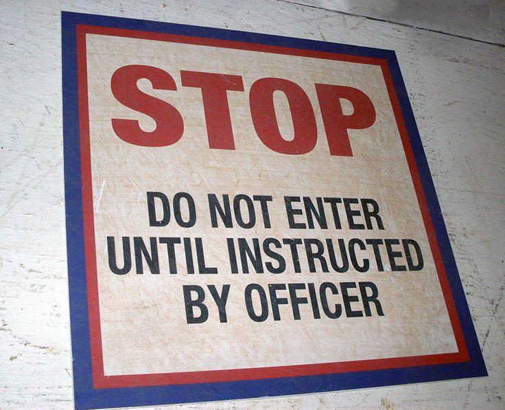 Image result for prison do not enter